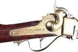 Springfield-Sharps US M1870 Type I.... lever action breechloading single shot rifle...LAYAWAY? - 7 of 10