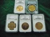 COWBOY GOLD!...5 $20 Gold Pieces...Will Sell Individually......LAYAWAY?