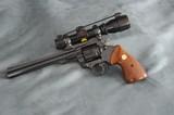 "Colt Trooper Mk III 22 LR 8"" w/Scope"