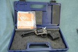 """Colt Single Action Army 44-40 4.75"""" Unfired"""