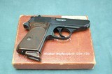 Walther PPK 22 LR 1967 German Stamps MINT - 1 of 10