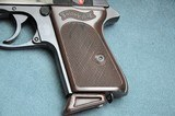 Walther PPK 22 LR 1967 German Stamps MINT - 4 of 10