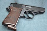Walther PPK 22 LR 1967 German Stamps MINT - 5 of 10