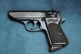 Walther PPK 22 LR 1967 German Stamps MINT - 3 of 10