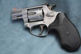 """Smith & Wesson 63-3 22 LR 2"""" 6 Shot - 3 of 6"""