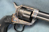 """Colt Single Action Army 45 LC 5.5"""" Mint - 2 of 7"""