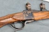 Dakota Model 10 300 H&H MAG Case Hardened Beautiful Wood - 3 of 14