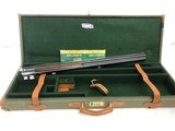 Meffert 22 HP/12 Ga. 2-barrel combo in hard case - 17 of 20
