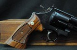 """Smith & Wesson Model 57 - 41 Magnum 8 3/8"""" Mint in Wooden Box - 4 of 13"""