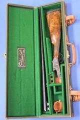 ARMAS GARBI SPAIN 103A SxS 20 GAUGE w/HARD CASE