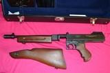 Auto Ordnance West Hurley, New York .45 ACP Thompson Submachine Gun - 2 of 3