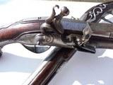 Antique German flintlock pistol pair1690 C. Charlot Adelsheim - 3 of 12