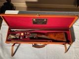Purdey SxS 12 Gauge Game Gun - 1 of 12