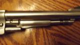 RUGER OLD ARMY STAINLESS 1ST YEAR PRODUCTION - 11 of 15