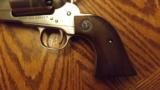 RUGER OLD ARMY STAINLESS 1ST YEAR PRODUCTION - 2 of 15