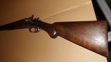 COLT 1878 SHOTGUN