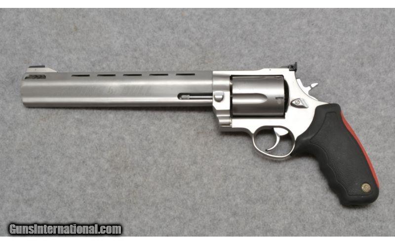 Taurus Raging Bull 500 – Articleblog info