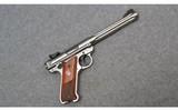 Ruger ~ Mark IV Hunter ~ .22 Long Rifle