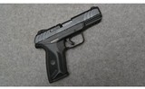 Ruger ~ Security-9 ~ 9mm