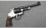 """Smith & Wesson ~ .44 Hand Ejector 1st Model """"New Century / Triple Lock"""" ~ .44 S&W Special"""