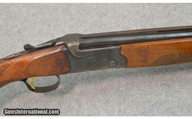 Ithaca SKB Model 500 Over/Under Shotgun 20 Gauge