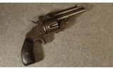 Smith & Wesson ~ Baby Russian ~ .38 S&W