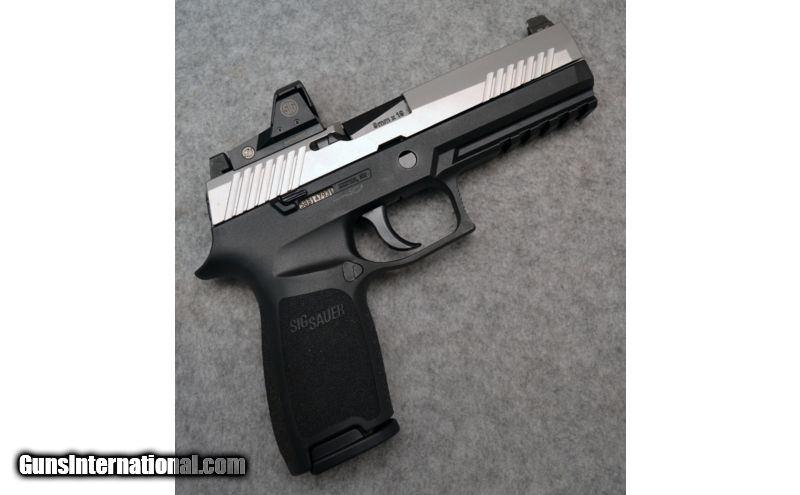Sig Sauer ~ P320 RX ~ 9mm