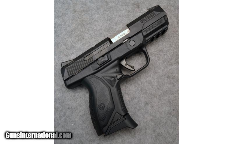 Ruger ~ American Pistol ~  45 ACP