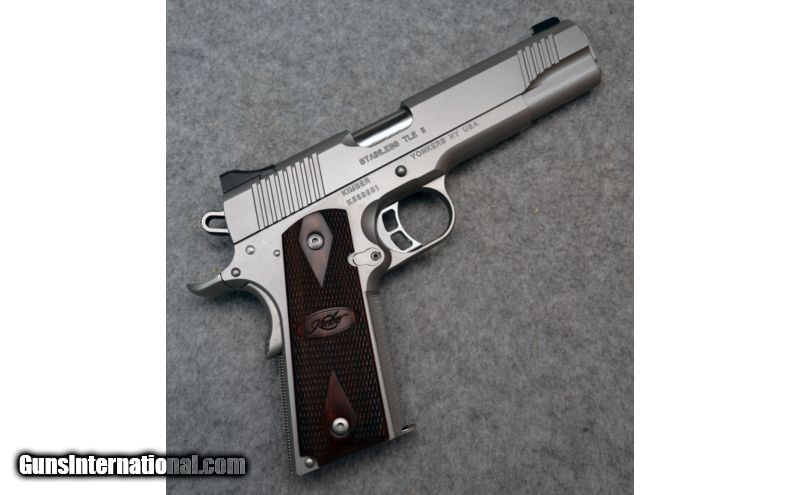Kimber ~ Stainless TLE II ~  45 Auto for sale