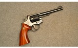 Smith & Wesson ~ 17 ~ .22 Long Rifle