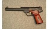 Browning ~ Buck Mark ~ .22 Long Rifle - 2 of 3