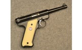 Ruger ~ Mark II NRA Commemorative ~ .22 Long Rifle