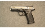Smith & Wesson ~ M&P 40 Stainless ~ .40 S&W - 2 of 2