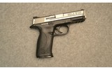 Smith & Wesson ~ M&P 40 Stainless ~ .40 S&W - 1 of 2