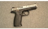 Smith & Wesson ~ M&P 40 Stainless ~ .40 Smith & Wesson - 1 of 2