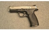Smith & Wesson ~ M&P 40 Stainless ~ .40 Smith & Wesson - 2 of 2