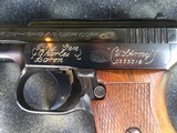 Inscribed identified Mauser 1934 .25c - 3 of 7