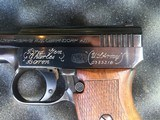 Inscribed identified Mauser 1934 .25c - 7 of 7
