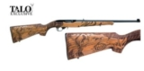 RUGER TALO EXCLUSIVE 10/22 WILDHOG