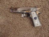 COLT 38 SUPER LEW HORTON LIMITED EDITION