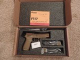 SIG SAUER 320 M-17 COMMEMORATIVE 9MM - ONE OF 5000