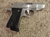 WALTHER/ SMITH & WESSONPPK/S-1 - 380 STAINLESS
