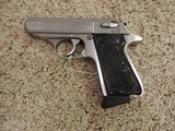WALTHER/ SMITH & WESSONPPK/S-1 - 380 STAINLESS - 2 of 2