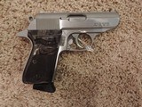 WALTHER/SMITH & WESSON PPK/S-1