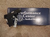 SMITH & WESSON PERFORMANCE SHOP M&P SHIELD SILVER - 3 of 3