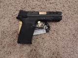 SMITH & WESSON PERFORMANCE SHOP M&P SHIELD GOLD - 2 of 3