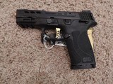 SMITH & WESSON PERFORMANCE SHOP M&P SHIELD GOLD