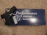 SMITH & WESSON PERFORMANCE SHOP M&P SHIELD GOLD - 3 of 3