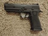 SIG SAUER P320 X-FIVE LEGION- ALL METAL GUN- SOLD