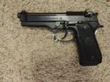 BERETTA 92FS POLICE N/S - 9MM NEW